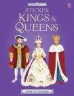 Sticker Kings & Queens - Book