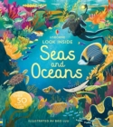 Look Inside Seas and Oceans - Book