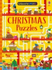 Christmas Puzzles - Book