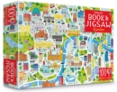 Usborne Book and Jigsaw : London - Book