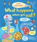 Look Inside What Happens When You Eat - Book