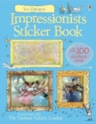Impressionists Sticker Book - Book