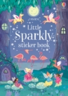 Sparkly Sticker Book - Book