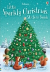 Sparkly Christmas Sticker Book - Book