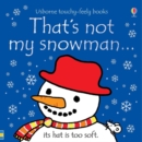 That's not my snowman... - Book