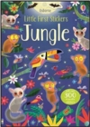 Little First Stickers Jungle - Book