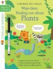 Wipe-Clean Finding Out About Plants 6-7 - Book