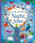 Look and Find Night Time - Book