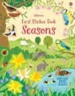 First Sticker Book Seasons - Book