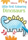 Little First Colouring Dinosaurs - Book