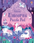 Unicorns Puzzle Pad - Book