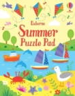 Summer Puzzle Pad - Book