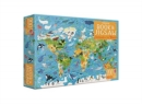 Animals of the World Book and Jigsaw - Book