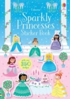 Sparkly Princesses Sticker Book - Book