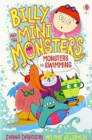 Monsters go Swimming - Book