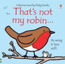 That's not my robin... - Book