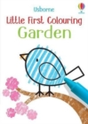 Little First Colouring Garden - Book