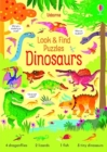 Look and Find Puzzles: Dinosaurs - Book