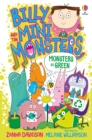 Monsters Go Green - Book