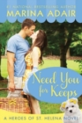 Need You for Keeps - Book