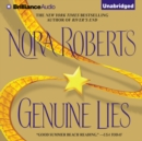 Genuine Lies - eAudiobook