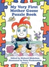 MY VERY FIRST MOTHER GOOSE PUZZLE BOOK - Book