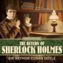 The Return of Sherlock Holmes - eAudiobook