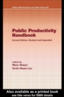 Public Productivity Handbook - eBook