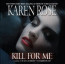 Kill for Me - eAudiobook