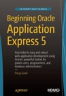 Beginning Oracle Application Express 5 - Book