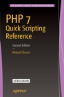 PHP 7 Quick Scripting Reference - Book