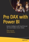 Pro DAX with Power BI : Business Intelligence with PowerPivot and SQL Server Analysis Services Tabular - Book