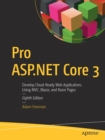 Pro ASP.NET Core 3 : Develop Cloud-Ready Web Applications Using MVC, Blazor, and Razor Pages - Book