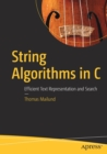String Algorithms in C : Efficient Text Representation and Search - Book