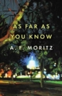 As Far As You Know - Book