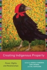 Creating Indigenous Property : Power, Rights, and Relationships - Book
