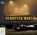 Henrietta Who? - Book