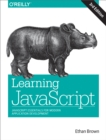 Learning JavaScript : JavaScript Essentials for Modern Application Development - eBook