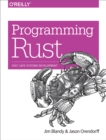Programming Rust : Fast, Safe Systems Development - eBook