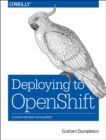 Deploying to OpenShift - Book