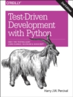 Test-Driven Development with Python 2e - Book