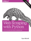 Web Scraping with Python, 2e - Book