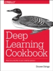 Deep Learning Cookbook - Book