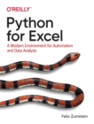 Python for Excel : A Modern Environment for Automation and Data Analysis - Book