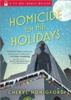 Homicide for the Holidays - Book