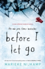 Before I Let Go - eBook