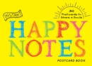 Instant Happy Notes Postcard Book - Book