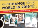 How to Change the World in 2019 : A Year of Giving, Inspiration, and Organization - Book