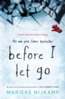 Before I Let Go - Book