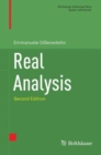 Real Analysis - Book